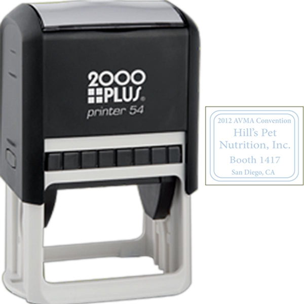 2000 Plus Self-Inking Stamp