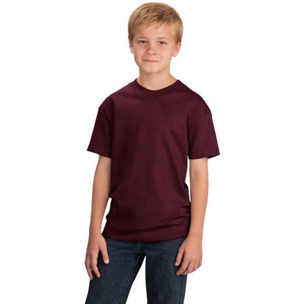 Port & Company Youth 5.4 Oz. 100% Cotton T-Shirt