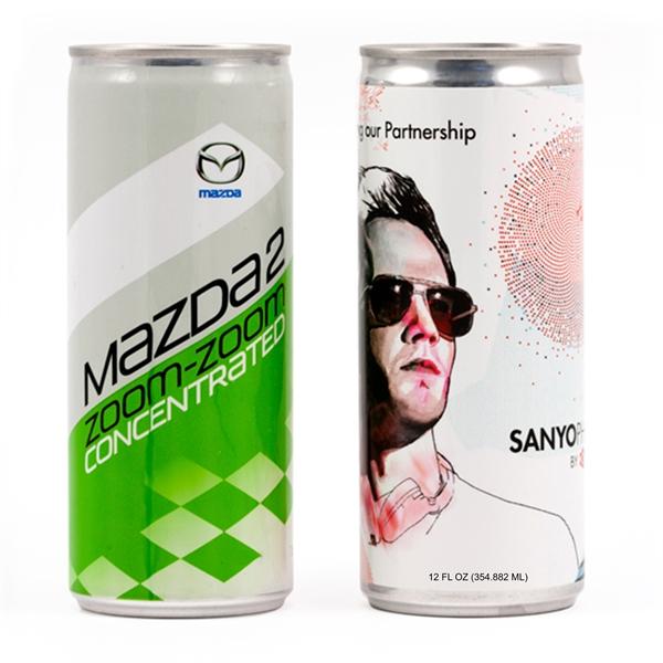 12 oz. Energy Drink