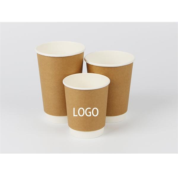8oz/12oz/16oz Coffee Paper Kraft Cup