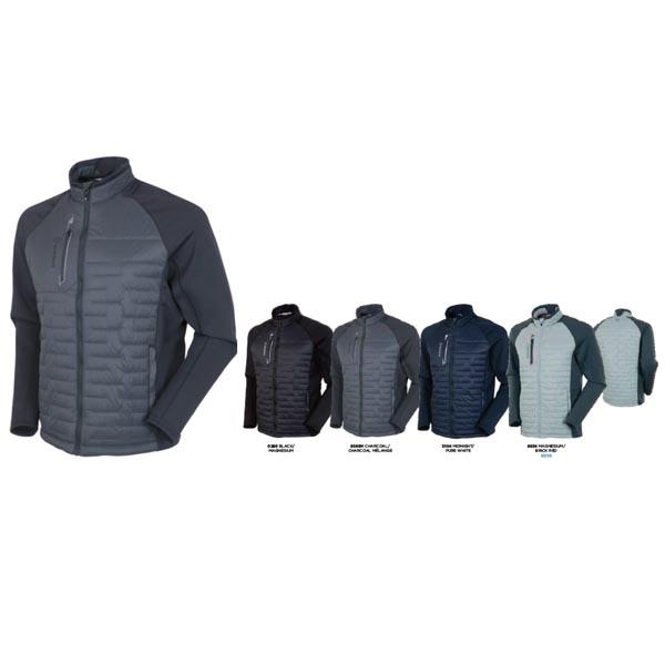 Sunice Men's Hamilton Hybrid Climaloft Lightweight Jacket