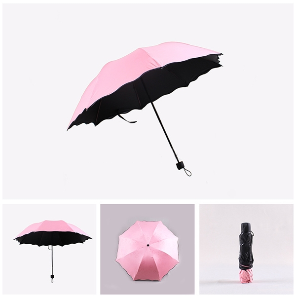 Magical Flower Umbrella