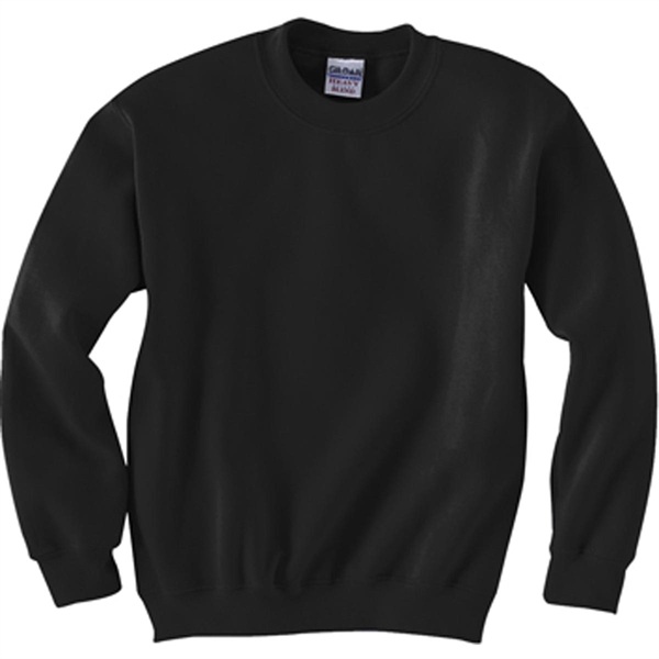 Gildan Youth 7.75 oz 50/50 Fleece Crew -
