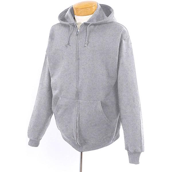 Jerzees 9 oz 50/50 Full Zip Nublend Hood
