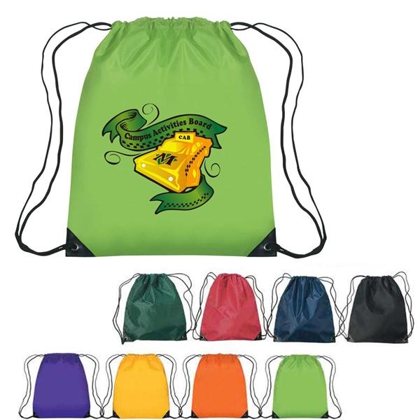 Full Color Drawstring Bag