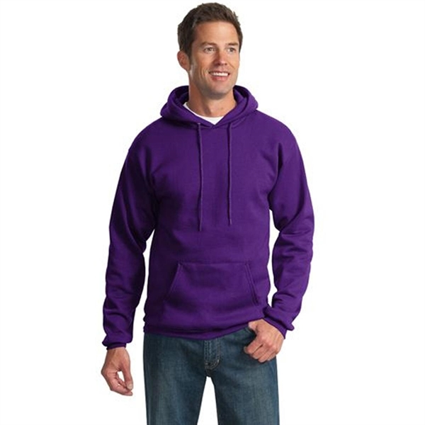Port and Company Pullover Hooded Sweatshirt