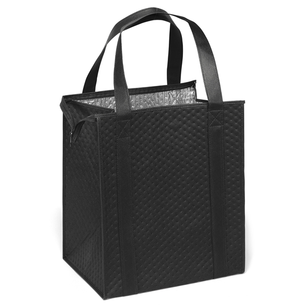 Therm-O-Tote - Insulated Non-Woven Polypropylene Tote