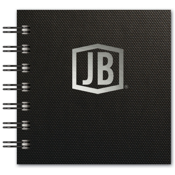 Luxury Cover Series 4 - Square Jotter Pad