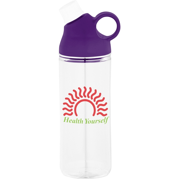 Easy Fill 23oz Sports Bottle