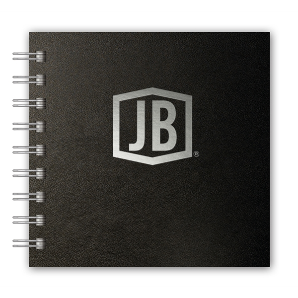 Luxury Cover Series 4 - Square Note Pad