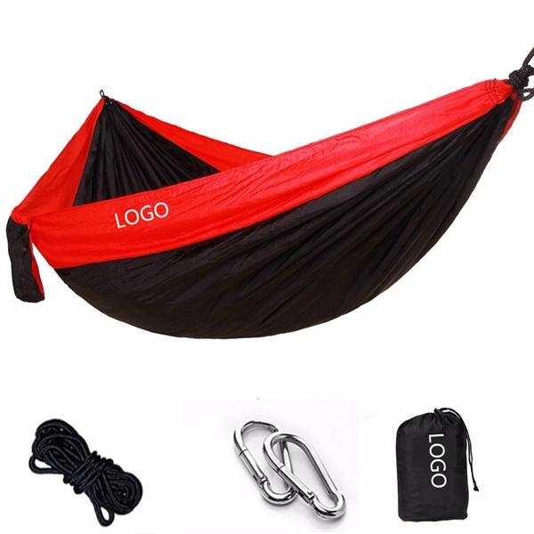Outdoor double hammock