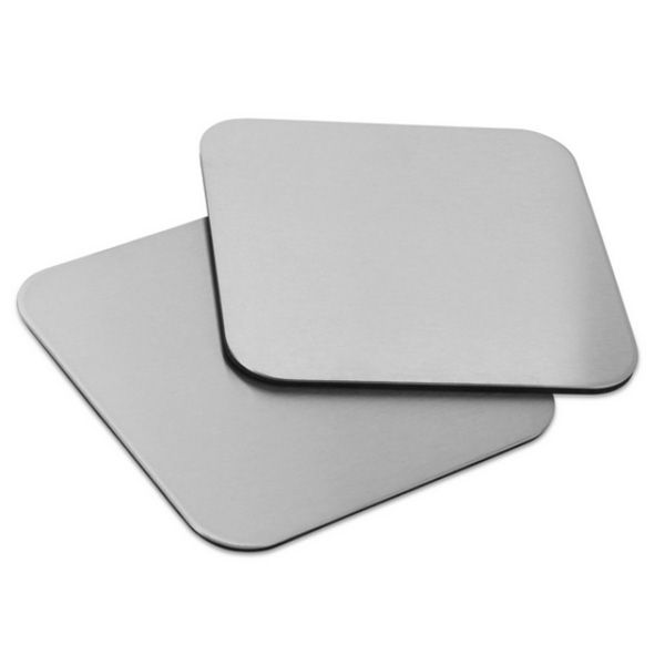 Stainless Steel Square Beverage Coaster