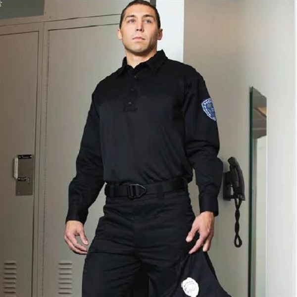 Men's Duty Uniform Armor Shirt - Short Sleeve