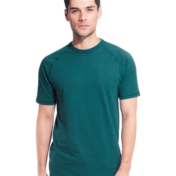 Men's Raglan Short Sleeve T-Shirt