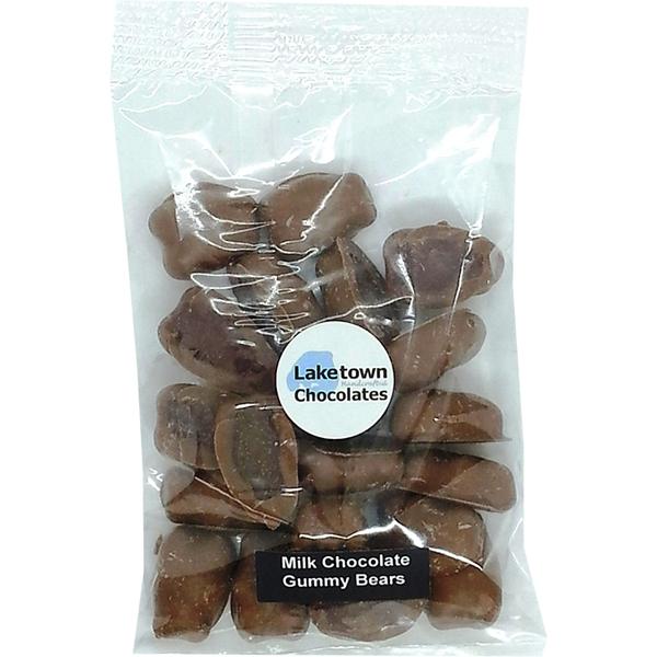 20pc. Chocolate Dipped Gummy Bears
