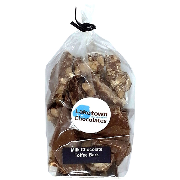 5oz Bag Chocolate Toffee Bark