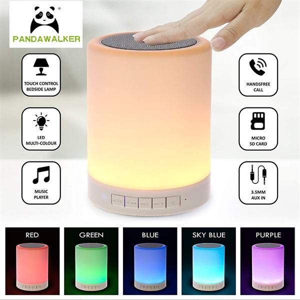 Night Light Bluetooth Wireless Speaker