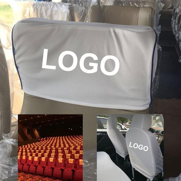 Car Bus Aircraft Plane Theater Cinema Hall Seat Headgear