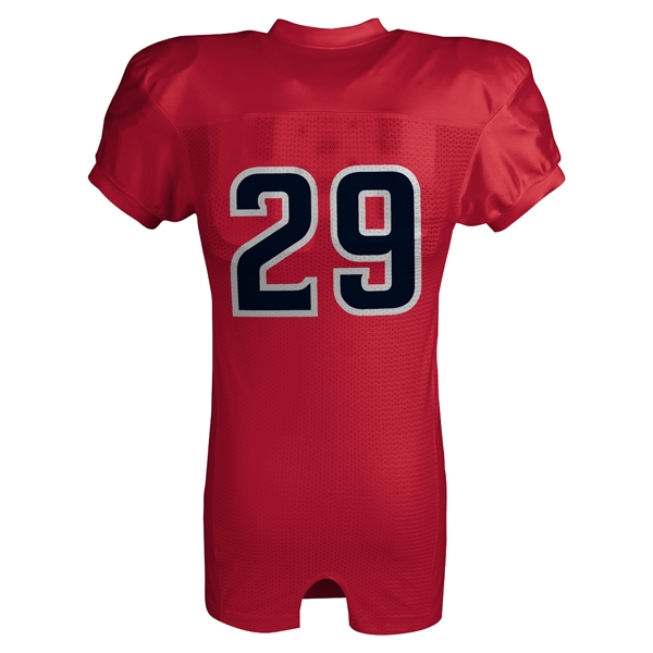 Red Dog Stretch Football Jersey Youth