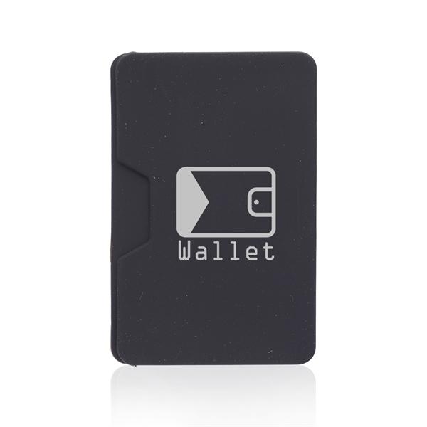 Varadero Silicone Phone Wallet