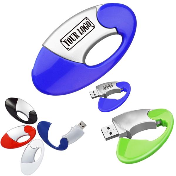 Carabiner USB Drive