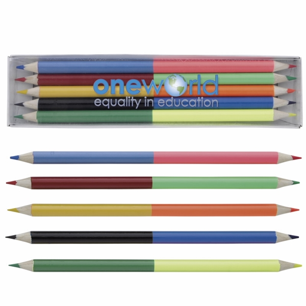 Grafitti Colored Pencil Set