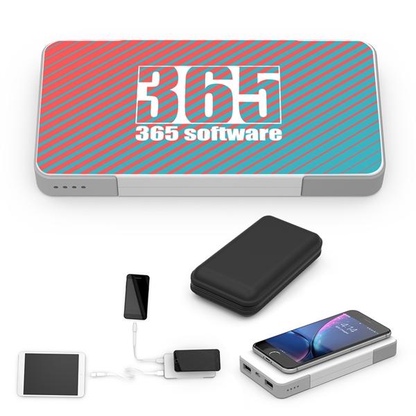 Powerwireless X Wireless Charger With Dual USB Ports