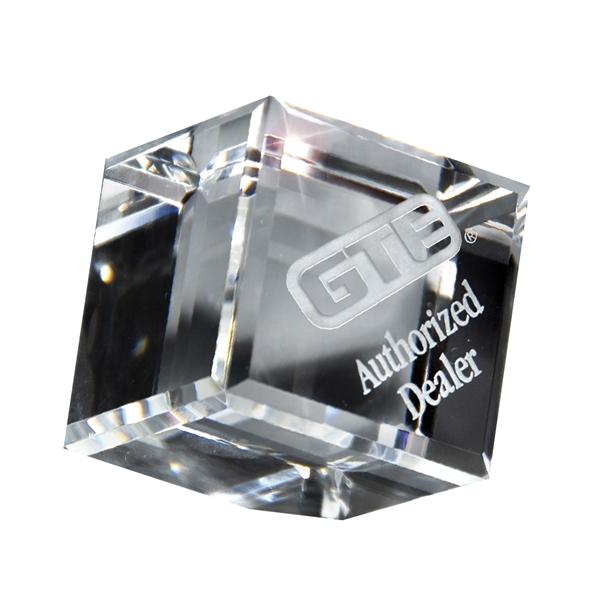 Large Cube Award