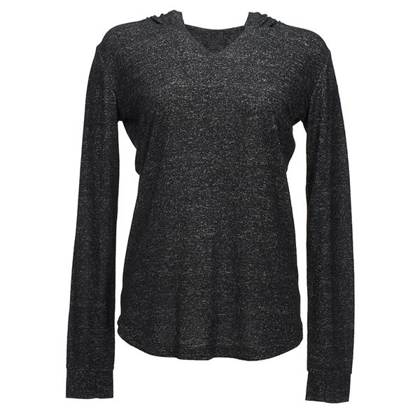 J America Ladies' Cozy Pullover Hoodie T-Shirt