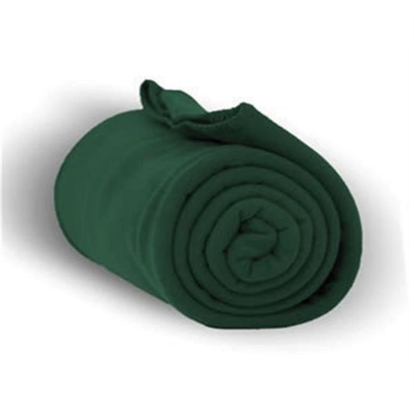 Fleece Throw Blanket - Forest