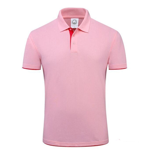 Short Sleeve Polo ShirtShort Sleeve Polo Shirt