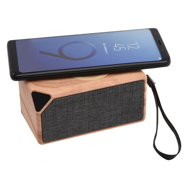 Boost Wireless Charger Speaker