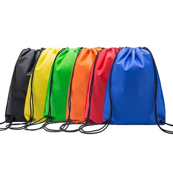 80GSM Non-Woven Drawstring Backpack