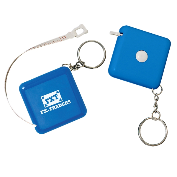 Tape-A-Matic Key Tag