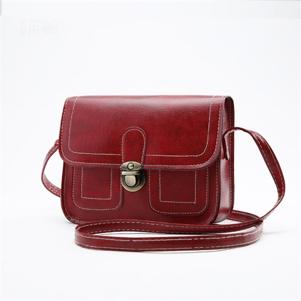Vintage Single Shoulder Crossbody Bag