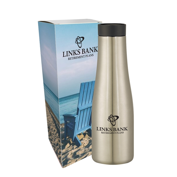 20 Oz. Renew Stainless Steel Bottle With Custom Box