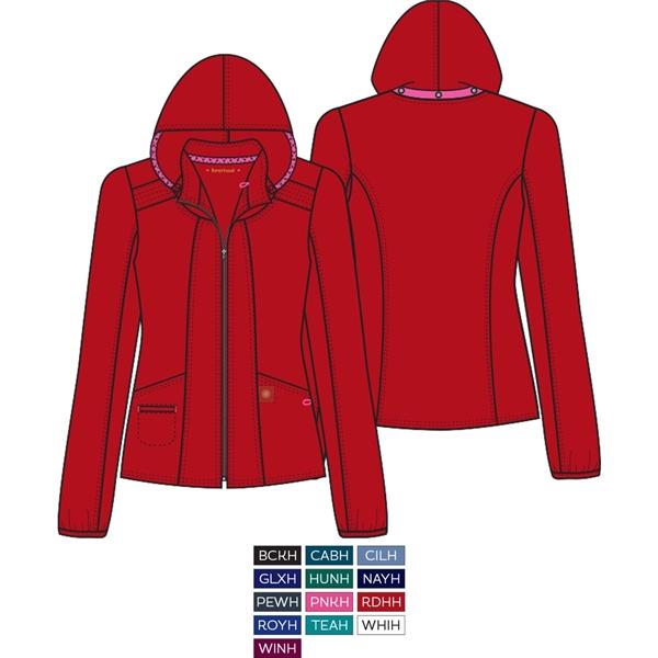 Women's Break on Through Collection Warm Up Jacket