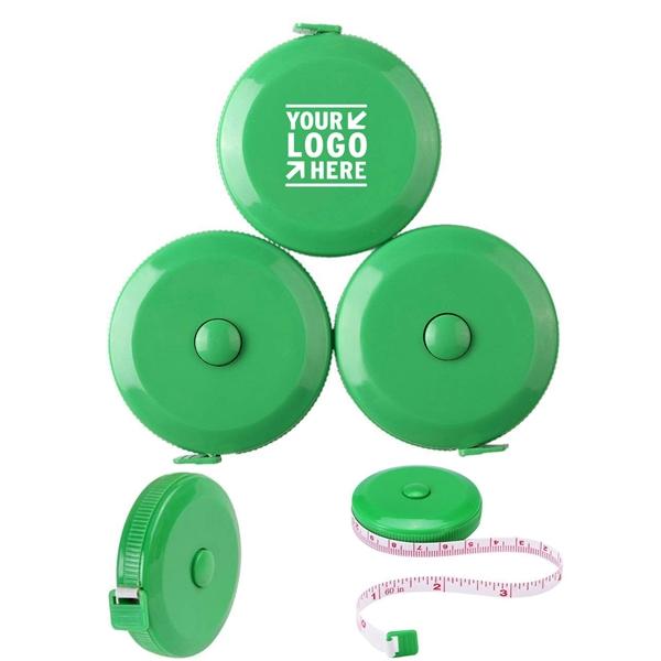 Green Plastic Tape Measure