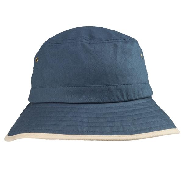 Foldable Cotton Bucket Hats
