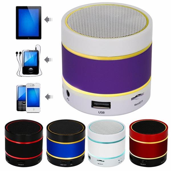 Wireless Bluetooth Led Speaker Subwoofer