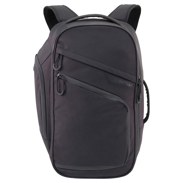 ProSeries Large Comfort Laptop Backpack, Black