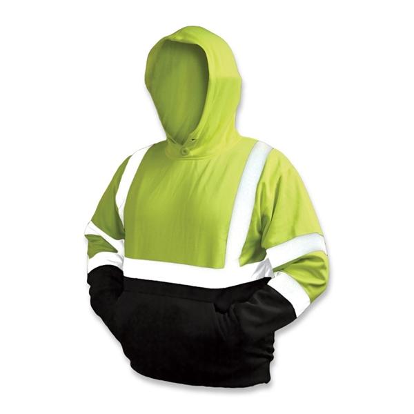Forester® Hi Vis Class 3 Pullover Sweatshirt