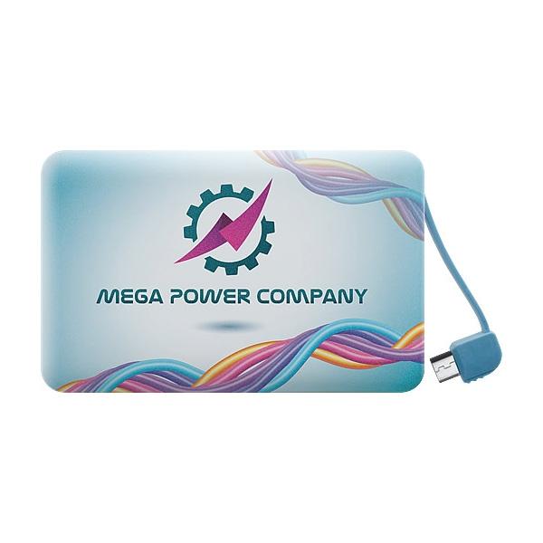 Slim Credit Card Power Bank PB392