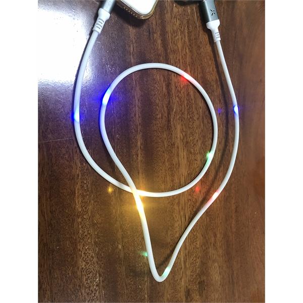 New 47'' LED Flashlight/shine Charging Cable