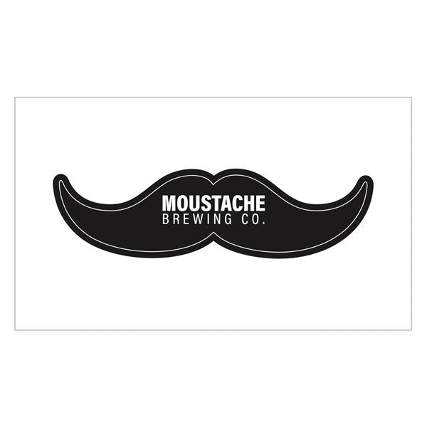 Mustache Temporary Waterless Tattoo