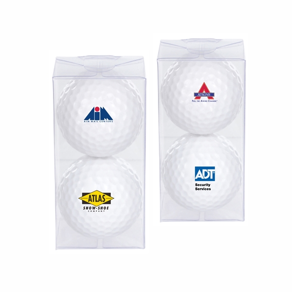Economy Twin Golf Ball Pack