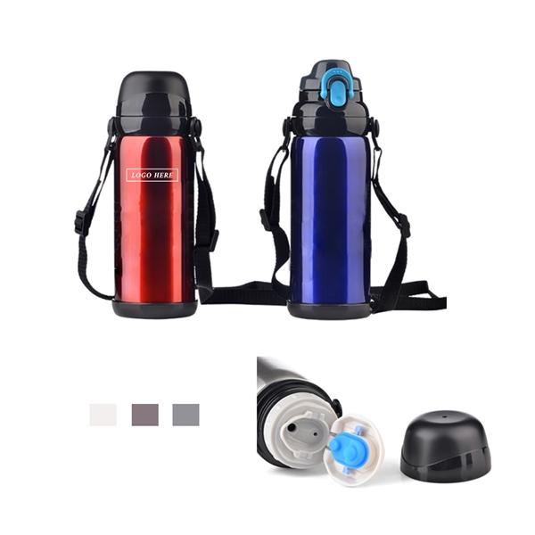 27 OZ Sports Vacuum Bottle