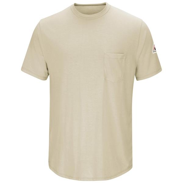 Bulwark Short Sleeve Lightweight T-Shirt - Long Sizes