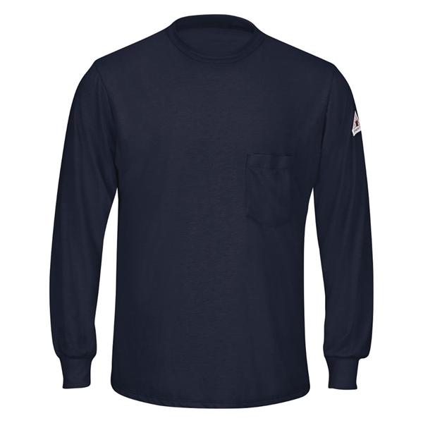 Bulwark Long Sleeve Lightweight T-Shirt - Long Sizes