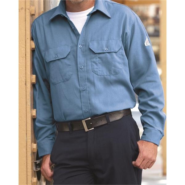 Bulwark Dress Uniform Shirt - Long Sizes